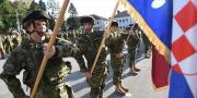Peti hrvatski kontingent ispraćen u NATO eFP u Poljsku