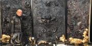 Branitelji na Art Fair-u | Crne Mambe | Art