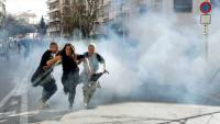 Francuska: 19. vikend žutih prsluka - veći odaziv, 170 uhićenih