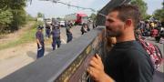 Mađarska: Hici upozorenja migrantima