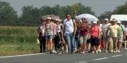 Dan uoči Velike Gospe hodočasnici stižu u Mariju Bistricu i Ilaču | Domoljubni portal CM | Duhovni kutak