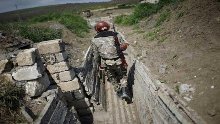 Rat u Nagorno Karabahu - državi koja ne postoji