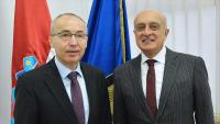 Nastupni posjet veleposlanika Republike Azerbajdžan