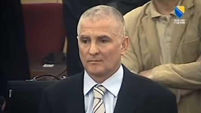 Smanjena kazna bivšem zapovjedniku HVO Mostar