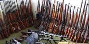 U grobnici u Borovu pronađena veća količina oružja i eksploziva