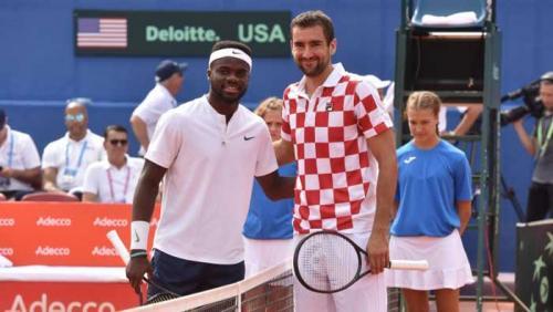 Pobjeda Čilića, Hrvatska u polufinalu Davis Cupa vodi protiv SAD-a 2:0 | Domoljubni portal CM | Sport