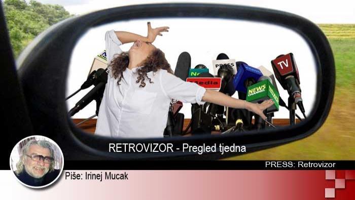 'DRAMA QUEEN' | Domoljubni portal CM | PRESS | Retrovizor