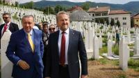 Erdogan: Alija me je zadužio da brinem o Bosni