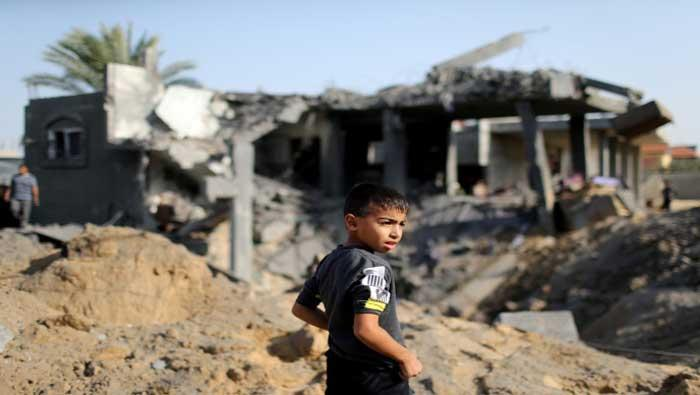 Izrael bombardirao Pojas Gaze