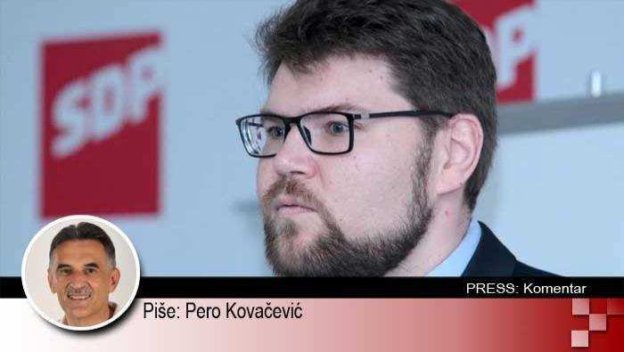 Kovačević: Upozoravao sam ih 2015.g. o potrebi vraćanja instituta izvanrednog stanja | Domoljubni portal CM | Press