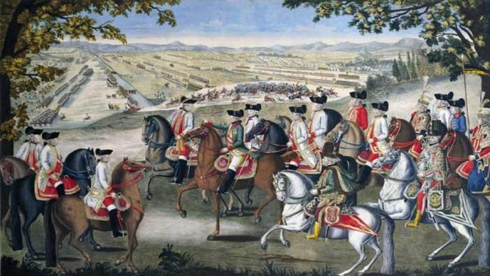 András Hadik s hrvatskim krajišnicima osvojio Berlin (16.10.1757.) | Domoljubni portal CM | Svijet kroz povijest