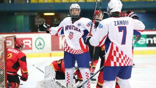 SP hokej (U20): Hrvatska svladala Belgiju (5:4) | Domoljubni portal CM | Sport