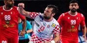 Hrvatski rukometaši uvjerljivo pobijedili Bahrein 28-18 (13-8) | Domoljubni portal CM | Sport