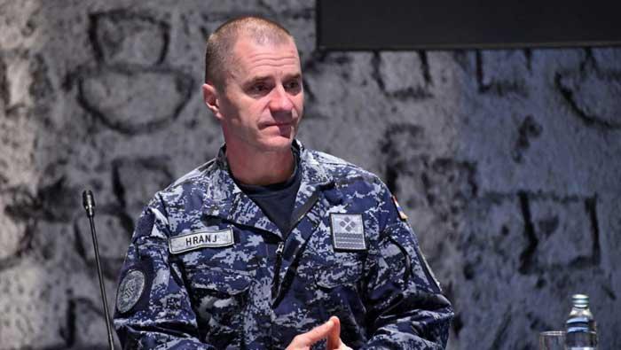 Admiral Hranj sudjelovao na videokonferenciji Vojnog odbora Europske unije | Domoljubni portal CM | Press