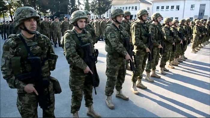 Ispraćaj 4. hrvatskog kontingenta u Republiku Poljsku | Domoljubni portal CM | Press