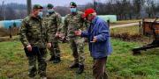 Mobilni timovi Hrvatske vojske obilaze stanovnike Sisačko-moslavačke županije | Domoljubni portal CM | Press