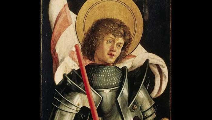 Mučeništvo svetoga Jurja | Svijet kroz povijest