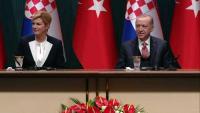 Predsjednica u Turskoj - razgovori o gospodarstvu ali i situaciji u BiH