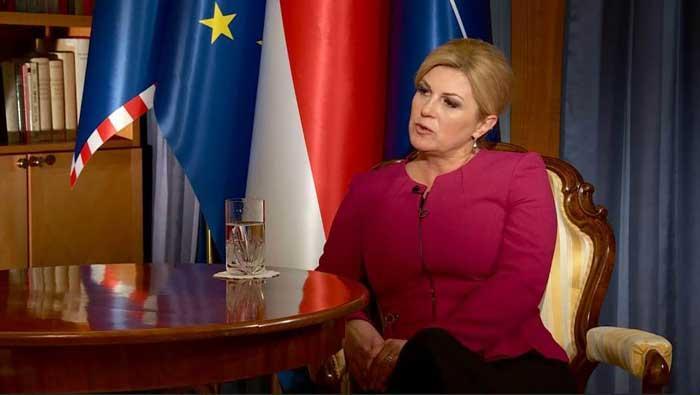 Predsjednica: Ako je ta Jugoslavija bila toliko puno bolja, zbog čega se raspala u krvi?