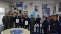 Zahvalnice zadarskim institucijama za gostovanje 'Frecce Tricolora'