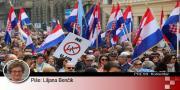 Zašto se političke elite u Hrvatskoj panično boje prosvjeda? | Domoljubni portal CM | Press