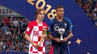 Luka Modrić najbolji igrač Svjetskog prvenstva!