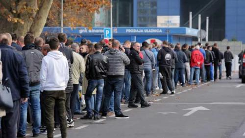 Maksimir dočekuje Viktoriju Plzen - ulaznice gotovo rasprodane | Domoljubni portal CM | Sport