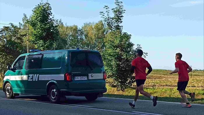 Pripadnici 6. HRVCON-a sudjelovali na humanitarnom veteranskom maratonu u Poljskoj | Domoljubni portal CM | Press
