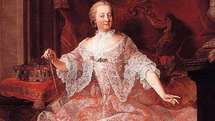 13. svibnja 1717. - Rođena Marija Terezija | Domoljubni portal CM | Svijet kroz povijest