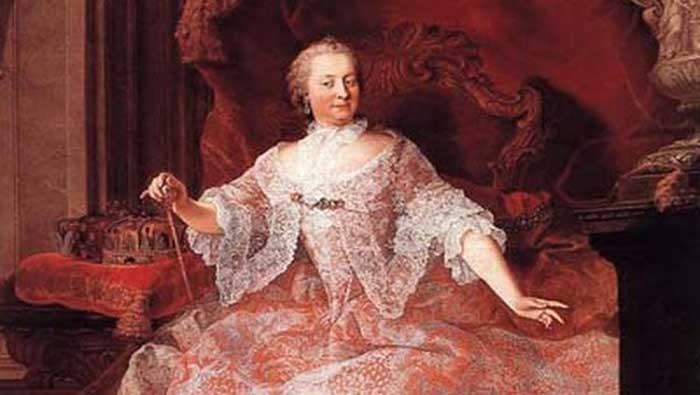 29. studenog 1780. - Umrla Marija Terezija | Domoljubni portal CM | Svijet kroz povijest