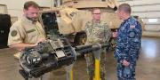 Minnesota: Banožić i Hranj u Centru za obuku za borbenu spremnost | Domoljubni portal CM | Press