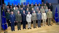 General Šundov na sastancima vojnih odbora EU i NATO-a