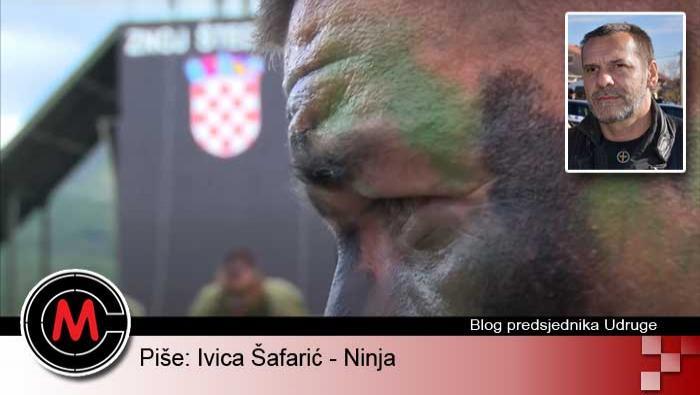 Stvorili smo sposobnu i ponosnu, s hrvatskim srcem najjaču vojsku! | Crne Mambe | Blog predsjednika Udruge