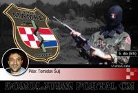 IVICA ŠAFARIĆ - NINJA I UBOJITO DJELOVANJE 'CRNIH MAMBI' (5/5) | Domoljubni portal CM | U vihoru rata