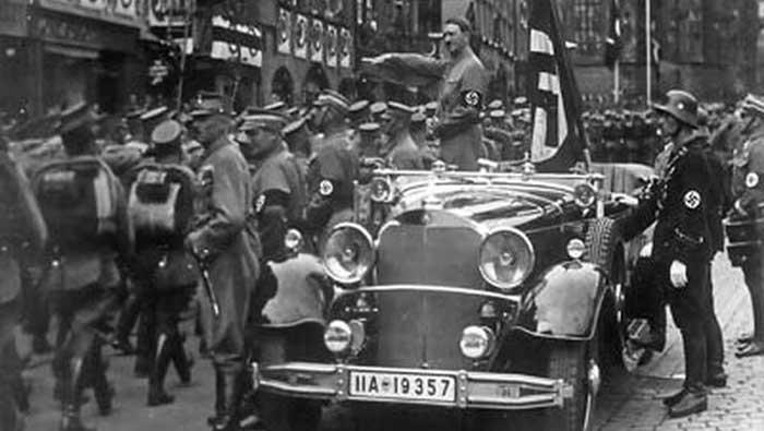 30. lipnja 1934. - 'Noć dugih noževa' | Domoljubni portal CM | Svijet kroz povijest