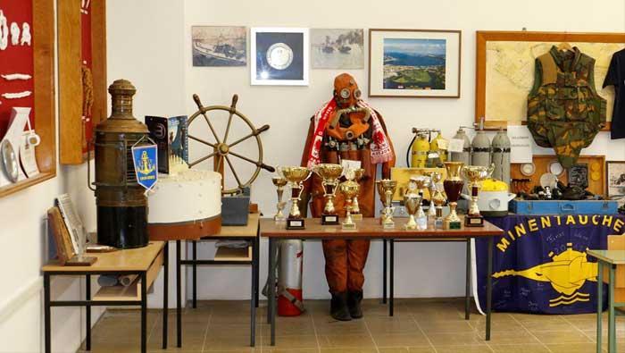 Započela ronilačka obuka za Libijsku mornaricu i obalnu stražu | Domoljubni portal CM | Press