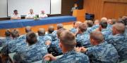 Svečanom dodjelom diploma obilježen završetak obuke pripadnika Satnije mornaričko-desantnog pješaštva