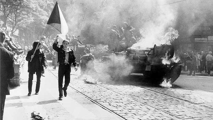 Sovjetska okupacija Čehoslovačke, ugušeno Dubčekovo 'Praško proljeće' | Domoljubni portal CM | Svijet kroz povijest