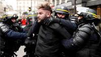 Francuska: Stotine uhićenih u prosvjedu