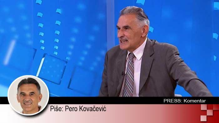 Pero Kovačević: Mnogi me pitaju što je to financijska ili gospodarska lustracija? | Domoljubni portal CM | Press