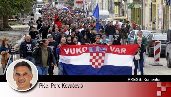 Mnogima je najvažnije pitanje tko stoji iza najavljenog prosvjeda u Vukovaru, a ja im odgovaram... | Domoljubni portal CM | Press
