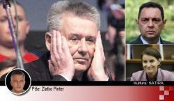 Bruka za Srbiju: 'Ministar vojske uči kako se puni puška, 'nataritet' potiče gej žena' | Domoljubni portal CM | Kultura | Satira