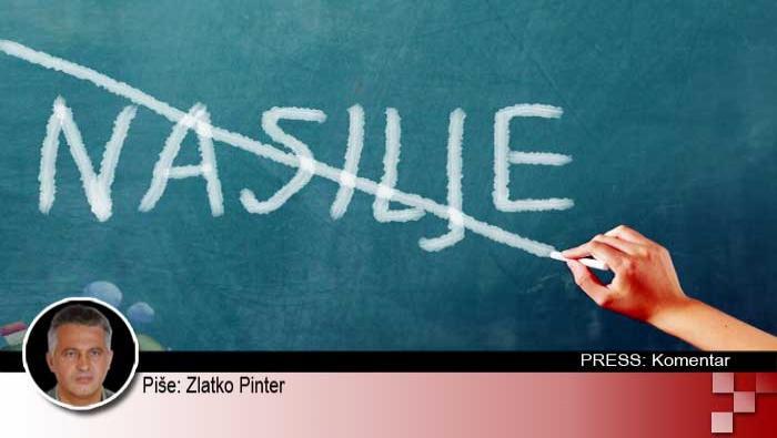 Roditelji, odgajajte svoju djecu umjesto što napadate nastavnike | Domoljubni portal CM | Press