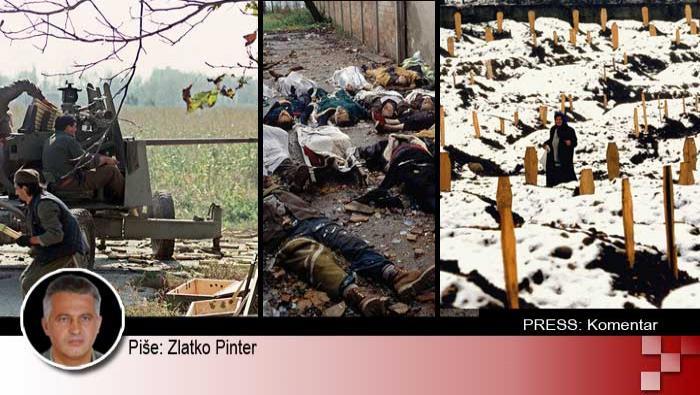 Oni koji rane Vukovara ne osjećaju kao svoje, nemaju pravo prigušiti glas žrtve i ušutkati je | Domoljubni portal CM | Press
