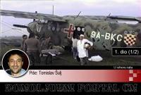 USPOSTAVA ZRAČNOG MOSTA PLETERNICA ZA RANJENIKE I HRABRI HRVATSKI ZRAKOPLOVCI (1/2) | Domoljubni portal CM | U vihoru rata