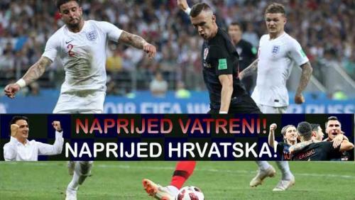 NEVJEROJATNA HRVATSKA - DON'T CRY ENGLAND | Domoljubni portal CM | Sport