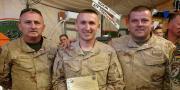 Vojnik Vidmar najbolji 'Anđeo čuvar' mjeseca rujna u Afganistanu | Domoljubni portal CM | Press