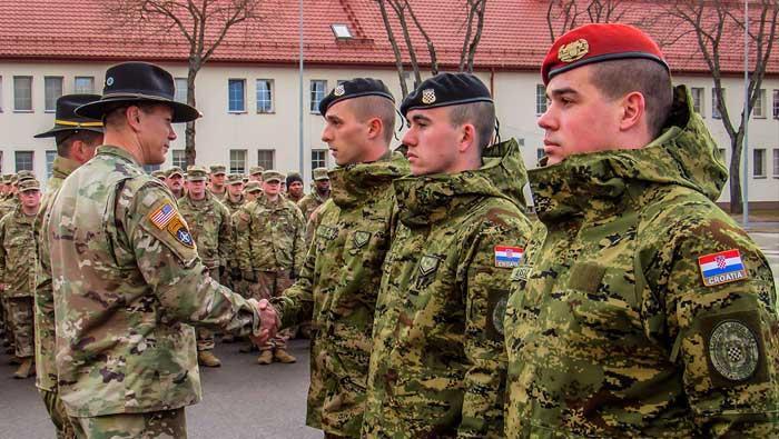 U Poljskoj nagrađeni pripadnici Hrvatske vojske | Domoljubni portal CM | Press