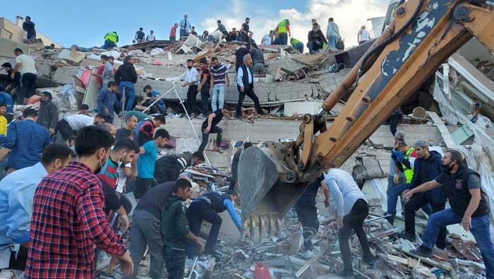 Najmanje osmero mrtvih u snažnom potresu na zapadu Turske