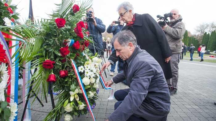Milorad Pupovac odao počast vukovarskim žrtvama
